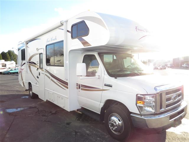 Buy a Used THOR MOTOR COACH Four Winds in Kingston, NY.