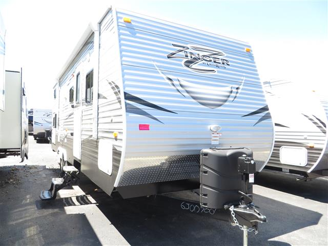 New 2016 Crossroads Zinger 26DT Travel Trailer For Sale