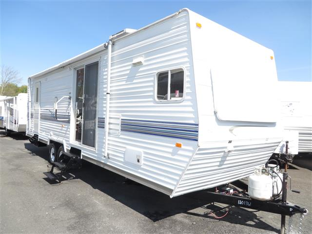 Used 2004 Skyline Nomad 3230 Travel Trailer For Sale