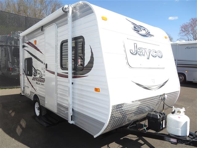 Used 2015 Jayco JAY FLIGHT SLX 154 BH Travel Trailer For Sale