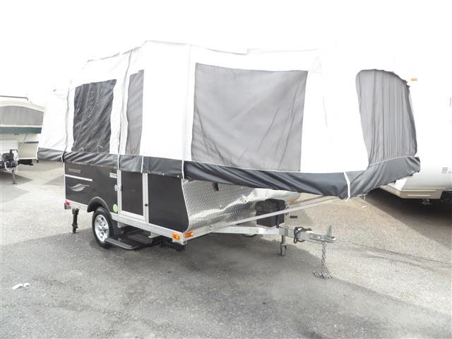 Used 2012 QUICKSILVER LIVIN LITE 8.1 Pop Up For Sale
