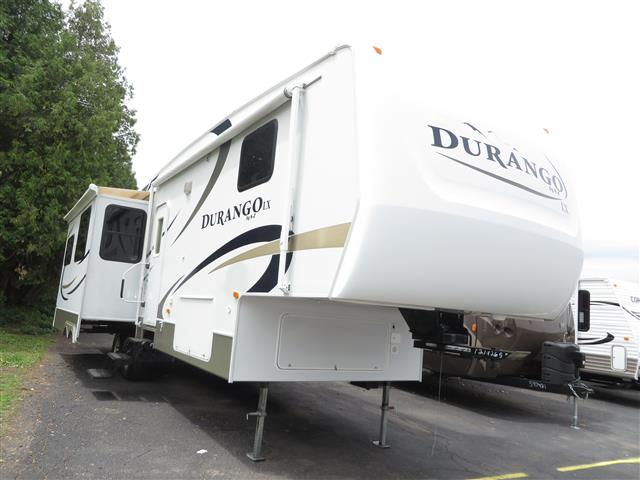 Used 2008 K-Z Durango 3255 Fifth Wheel For Sale