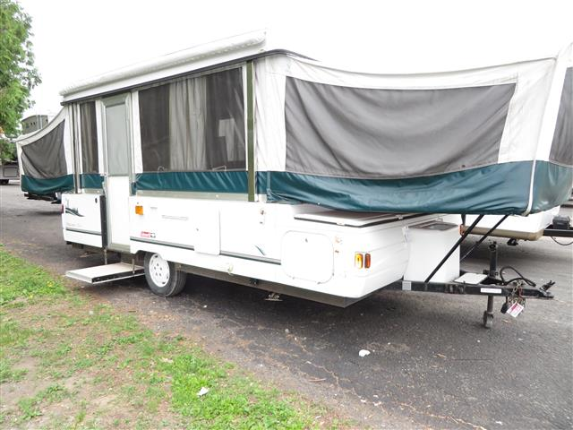 Used 2001 Fleetwood Coleman NIAGRA Pop Up For Sale