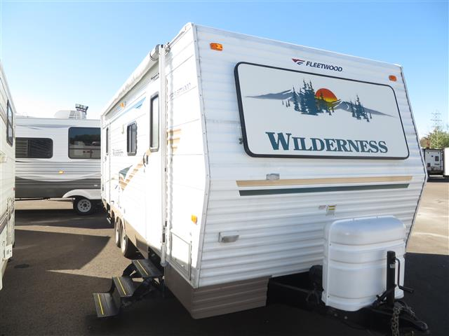 2005 Wilderness Fleetwood