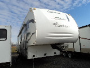 Used 2005 Coachmen CHAPPAREL 278RKS Fifth Wheel For Sale
