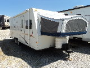 Used 2005 Jayco Jay Feather 23B Hybrid Travel Trailer For Sale