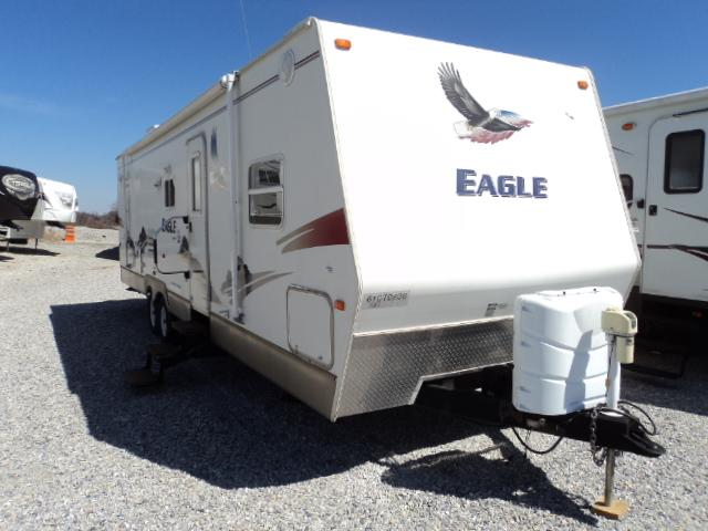 Fantastic 2006 Jayco Eagle  Travel Trailer  RVWebcom