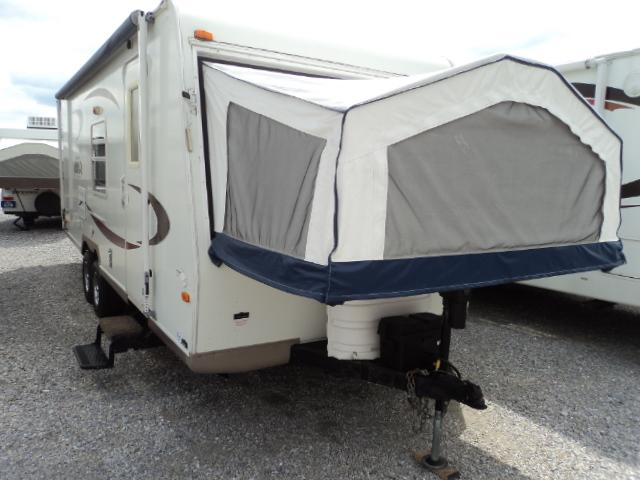 Buy a Used Forest River Rockwood Roo in Hanover, PA.