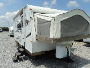 Used 2011 Forest River Rockwood Roo 21SS Hybrid Travel Trailer For Sale