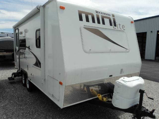 2013 Forest River ROCKWOOD MINI