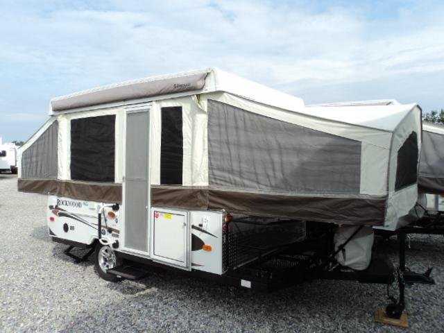 Buy a Used Forest River Rockwood Premier in Hanover, PA.