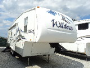 Used 2008 Forest River Wildcat 27RL Fifth Wheel For Sale