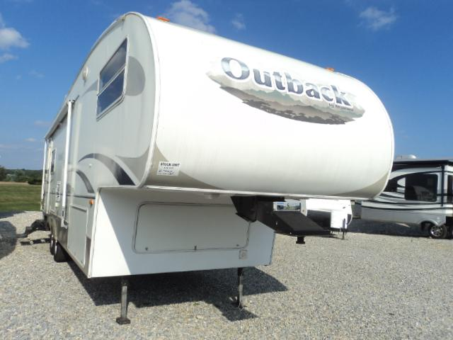 Used 2005 Keystone Sydney 28FRLS Fifth Wheel For Sale
