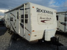 Used 2007 Forest River Rockwood 8272S Travel Trailer For Sale