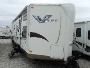 Used 2013 Forest River Flagstaff V-lite 30WTBS Travel Trailer For Sale