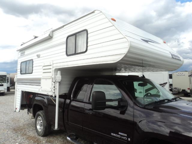 Used 2006 Lance Lance Lite 915 Truck Camper For Sale