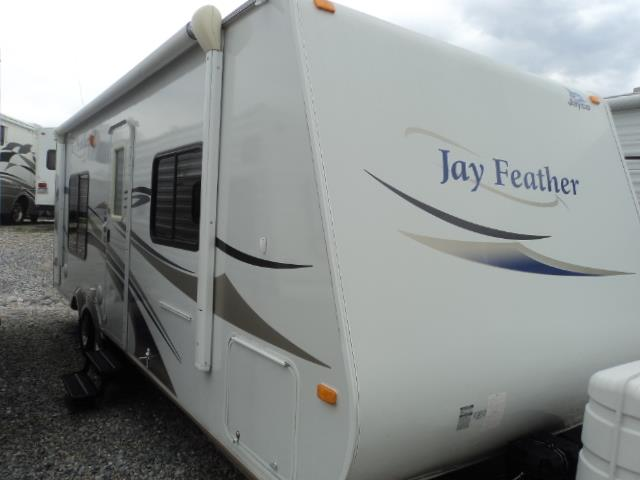 Used 2009 Jayco Feather 22Y Travel Trailer For Sale