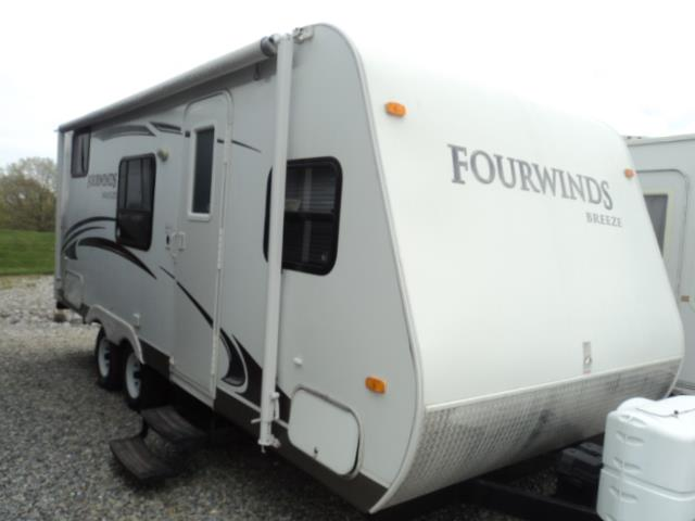 Used 2011 Dutchmen Fourwinds 180DB Travel Trailer For Sale