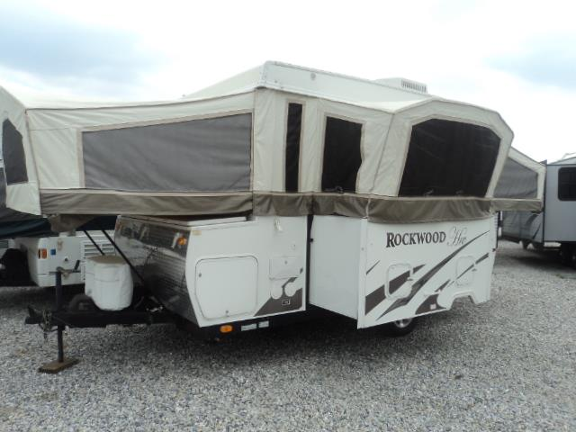Used 2008 Forest River Rockwood HW296 Pop Up For Sale