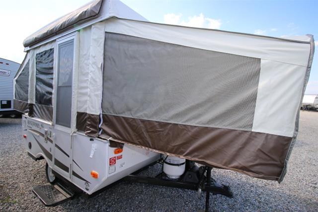 New 2016 Forest River Rockwood 1640LTD Pop Up For Sale