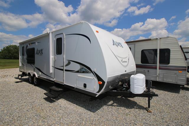 Used 2013 Coachmen Apex 258RKS Travel Trailer For Sale