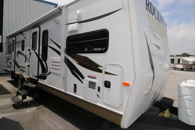 2012 Forest River Rockwood Signature Ultra Lite