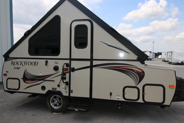 New 2016 Forest River ROCKWOOD HARDSIDE A192HW Pop Up For Sale