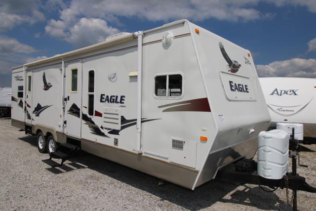 Used 2006 Jayco Eagle 322FKS Travel Trailer For Sale