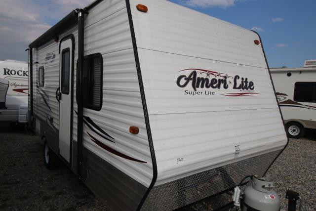 Used 2014 Gulfstream Amerilite 198BH Travel Trailer For Sale
