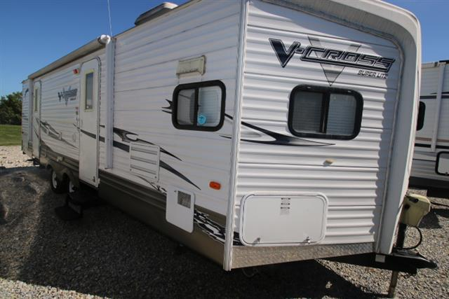 2011 Forest River V-cross