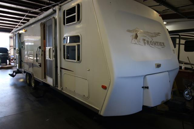 Used 2005 K-Z Frontier 2805 Travel Trailer For Sale