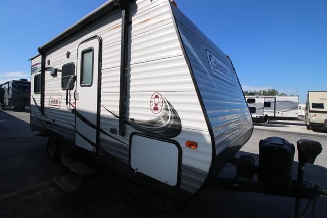 Used 2015 Dutchmen Coleman 192RD Travel Trailer For Sale