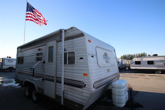 Used 2004 Sunline Solaris Lite 2053 Travel Trailer For Sale