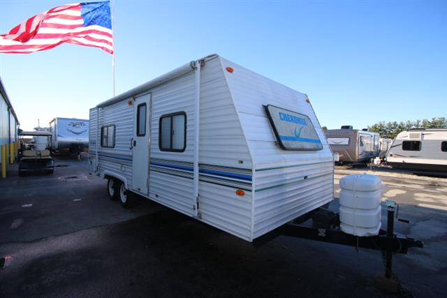 Used 2000 Coachmen Cherokee 24J Travel Trailer For Sale