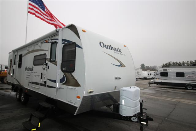 Used 2010 Keystone Outback 260FL Travel Trailer For Sale
