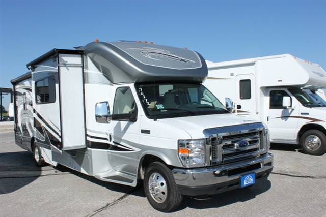 Buy a New Winnebago Aspect in Columbia, MO.