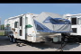 Used 2008 Skamper Kodiak 24RBSL Hybrid Travel Trailer For Sale