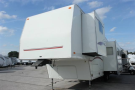 Used 2002 Fleetwood Terry Ex 31.5 Fifth Wheel For Sale