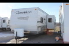 Used 2007 Forest River Cherokee 271 Travel Trailer For Sale