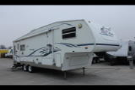 Used 2003 Keystone Cougar 276EFS Fifth Wheel For Sale