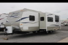 Used 2013 Crossroads Zinger 26BL Travel Trailer For Sale
