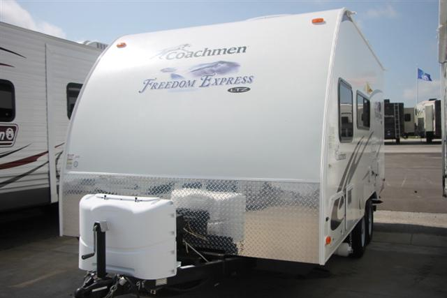 Buy a Used Coachmen Freedom Express in Columbia, MO.