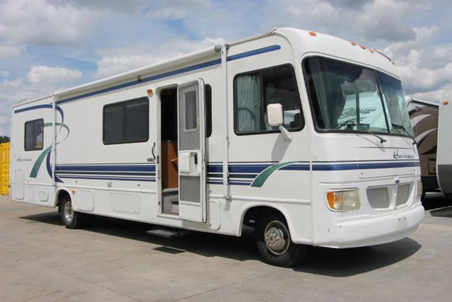 1998 Fourwinds Hurricane