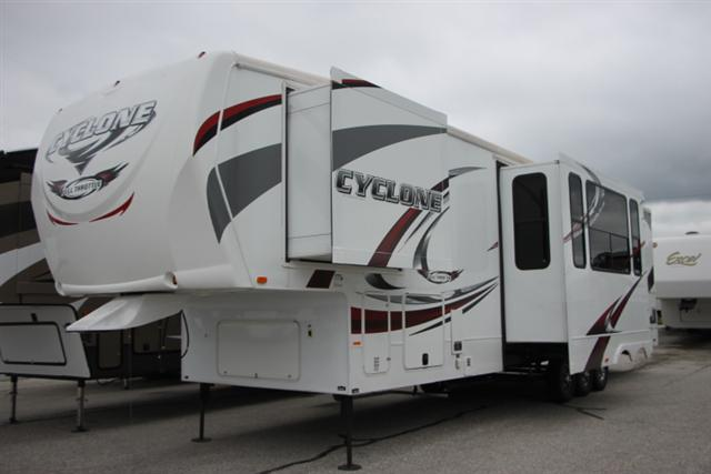 Buy a Used Heartland Cyclone in Columbia, MO.