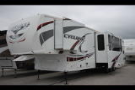 Used 2012 Heartland Cyclone 3612 Fifth Wheel Toyhauler For Sale