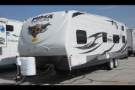 Used 2013 Palomino Puma 25TFS Travel Trailer Toyhauler For Sale