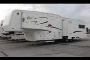 Used 2006 Peterson Excel 33FSE LTD Fifth Wheel For Sale