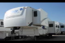 Used 2008 Holiday Rambler Savoy LX 28RLD Fifth Wheel For Sale