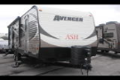 Used 2014 Forest River AVENGER M27RLS Travel Trailer For Sale