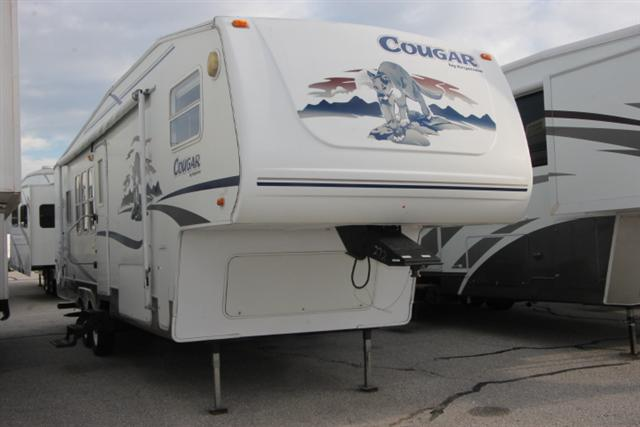 Buy a Used Keystone Cougar in Columbia, MO.